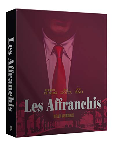 Les Affranchis [Édition Titans of Cult-SteelBook 4K Ultra HD + Blu-Ray + Goodies]