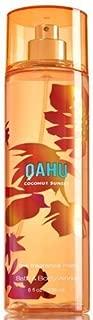 Bath & Body Works Signature Collection OAHU Coconut Sunset Fine Fragrance Mist 8 oz / 236 mL by Bath & Body Works