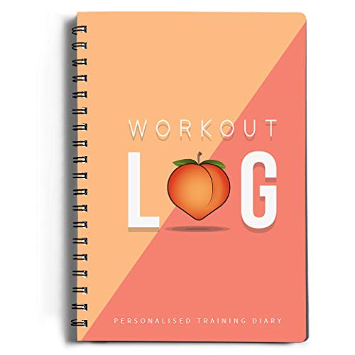 Workout Log Gym - XL A5 Gym, Fit...
