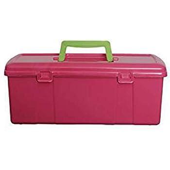 Whitefurze Caja de Herramientas, Color Rosa, 5 L: Amazon.es: Hogar