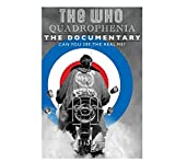 Quadrophenia The Who Hot Movie Poster Cover Wall Art Canvas Painting Print Room Interior Decor Gift -60x80cm フレームなし
