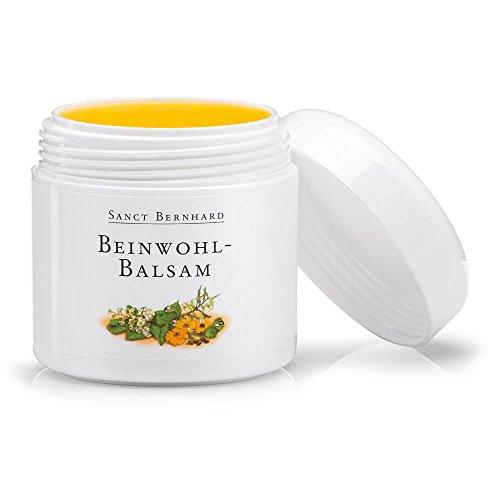 Sanct Bernhard Beinwohl-Balsam mit Ringelblume, Beinwell, Rosskastanie 100 ml