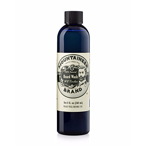 Beard Wash by Mountaineer Brand (8oz) | WV Timber...