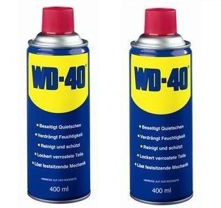 2x400ml WD-40 Multifunktionsöl