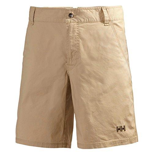 Helly Hansen Due South Shorts - Pantalón Corto para Hombre, Color marrón, Talla 30