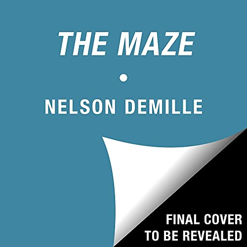 The Maze Audiobook By Nelson DeMille cover art