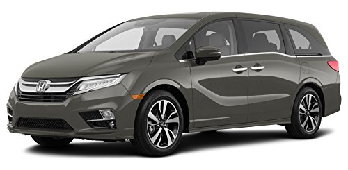 2018 Honda Odyssey Elite, Automatic Transmission, Pacific Pewter Metallic