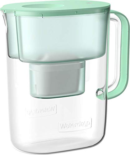 Waterdrop 10-Cup Water Filter Pitcher with 1 Filter