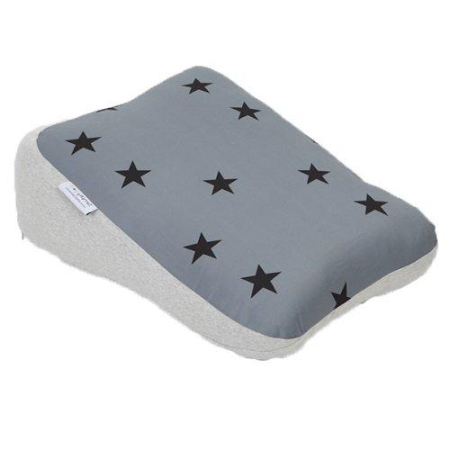 Simply Good bébé inclinable (Star Print, gris)