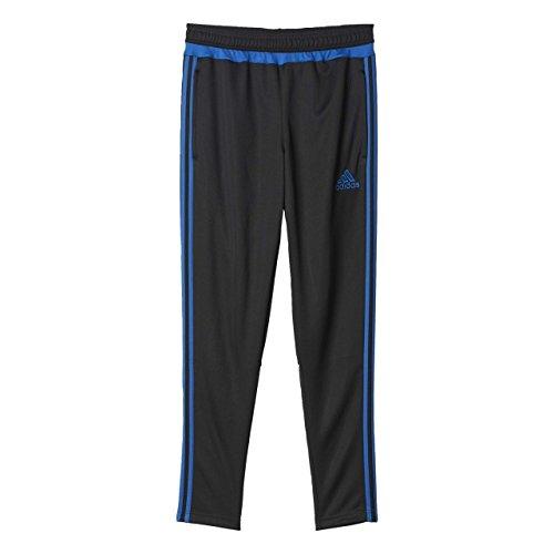 adidas - Pantalones de chándal para Hombre, Todo el año, Hombre, Color Black/eqtblu, tamaño Small