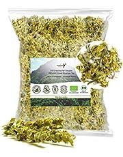Minotaur Herbs   Biologische Griekse bergthee van de berg Olympus, gesneden, 250 g   Hoogwaardige kwaliteit van gecontroleerde biologische teelt