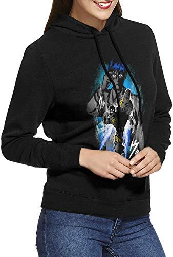Ajxdhbhfsy Boku No Hero Academia - Iida Tenya Women's Long Sleeved Pullover Sweatshirts Hoodies,Iida Tenya,M