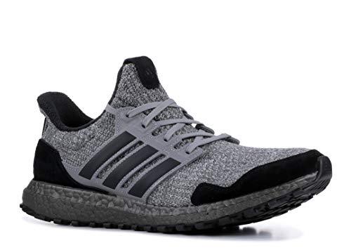 adidas Originals Ultra Boost x GOT, Grey Three-core Black-Off White, 7,5