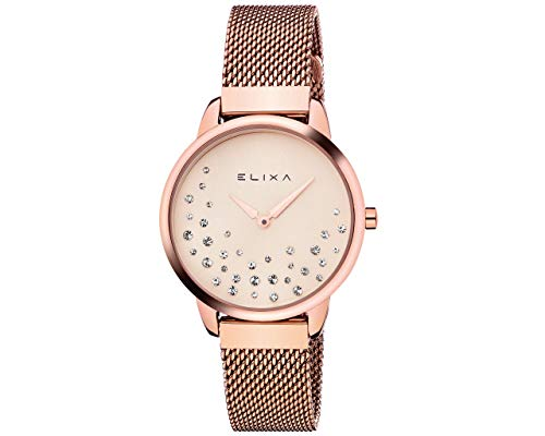 Elixa Reloj de Cuarzo E121-L492