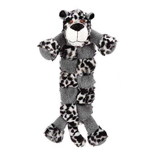 Grriggles Safari Squeaktacular Toy, Leopard