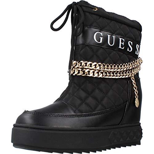 Guess Taschen Fashion-Solutions GmbH Damen Boots Fabia Snowboots Kombinationen schwarz Gr. 37