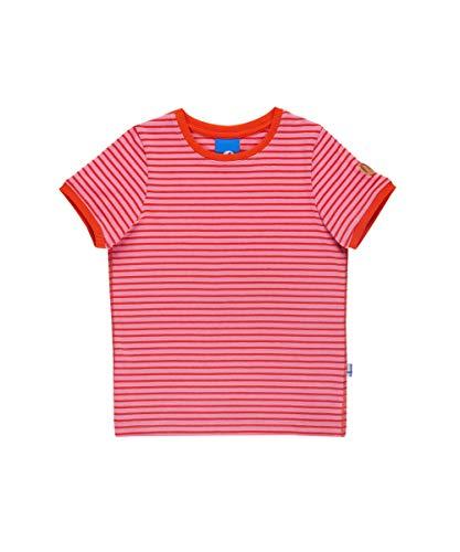 Finkid Renkaat stardust grenadine Kinder kurzarm T-Shirt mit UV-Schutz