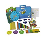 INCLUDES FUN ACTIVITIES For HANDS-ON LEARNING | AGE: 6 years and above SKILL SETS: Addition & Subtraction of like fractions, Multiplication & Division concepts, Arithmetic operations using currency, Word problem-solving techniques. SAFETY: Child Safe...
