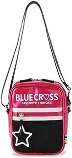 ブルークロスガールズ(BLUE CROSS girls) 星カラビナつきタテ型フェイクレザーミニショルダーバッグ