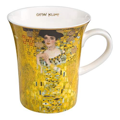 Goebel - Adele Bloch-Bauer - Künstlerbecher - Henkelbecher - Bone China Porzellan - Gustav Klimt - 0,4 l