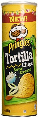 Pringles - Tortilla Chips Sour Cream - 180g