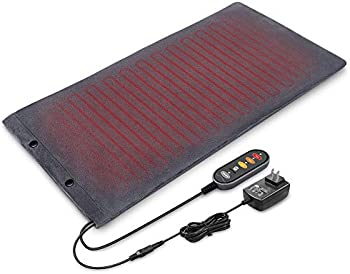 Comfier 12V Heating Pad for Back Pain Relief