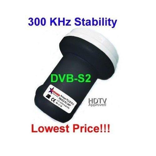 Avenger PLL321S-2 0.1 dB Universal Single Linear Ku Band Satellite Dish LNB LNBF
