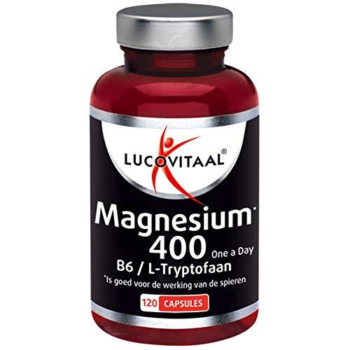 mit Kräutern, Magnesiumcitrat und L-Tryptophan für eine entspannende Wirkung, ohne benommen zu machen.
