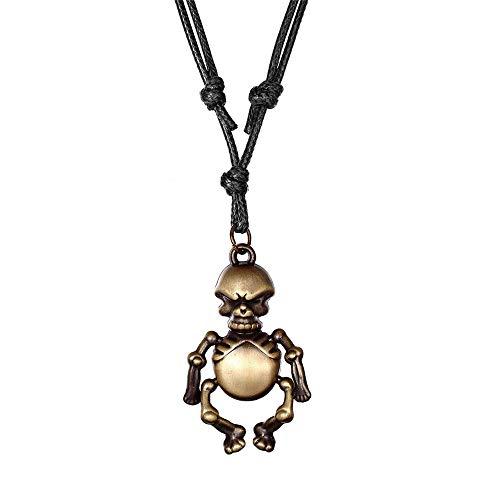 Naswi New Cubs Pendant Necklace Men Jewelry Vintage Leather Necklace Statement Necklaces & Pendants Men Necklaces Women Choker Anime
