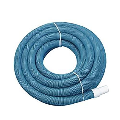 Manguera en espiral para aspiradora,Manguera flotante automática para piscina,Filtro de limpieza de aspiración flexible para tubería,Manguera de limpiador de piscina desmontable,Diámetro 1.5 in