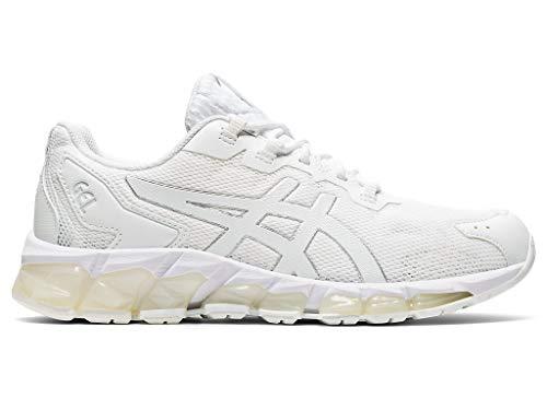 ASICS Women's Gel-Quantum 360 6 Shoes, 7M, White/White