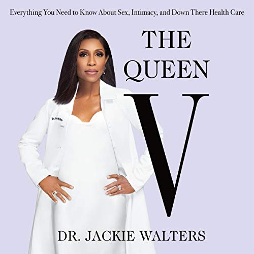 The Queen V audiobook cover art