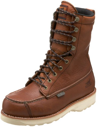 "Irish Setter Men's 896 Wingshooter Waterproof 400 Gram 9"" Upland Hunting Boot,Brown,11 D US"