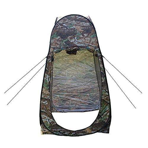 NiceButy Camping Privacy with Tent, Camping Beach Camping Tienda Tienda Portátil Gran Espacio Privacidad Privacidad Tienda
