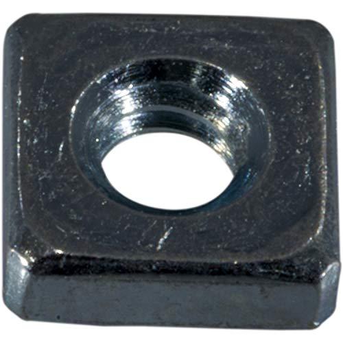 Hard-to-Find Fastener 014973401221 Coarse Square Nuts, 10-24-Inch, 36-Piece