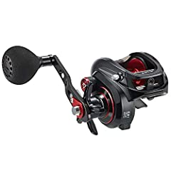 Durable - The Piscifun Alijoz size 300 baitcasting reel designed with premium aluminum frame and gear side plate which provide incredible durability to handle the biggest freshwater fish Incredibly Powerful & Strong - Boasts with an incredible 33Lbs ...
