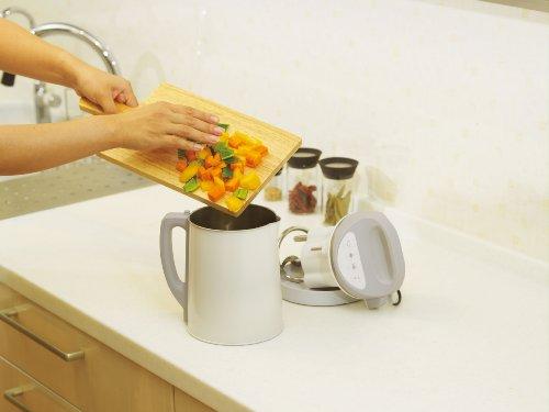 minishスープメーカー800mlアイボリーDSM-138IV