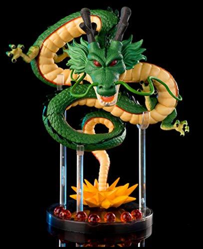 N/A Dragon Ball Mega WCF Shenlong Group Vertical Boutique Modelo Hecho a Mano Modelo Shenlong