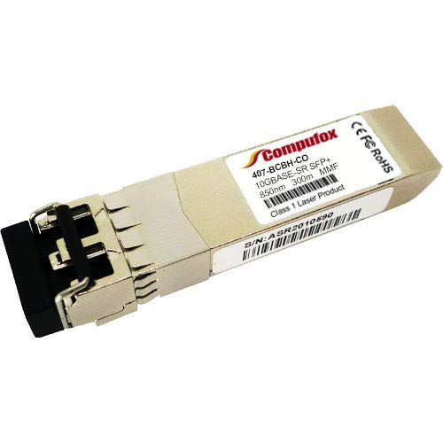Compatible 407-BCBH SFP+ 10GBase-SR 300m for Dell Networking X4012