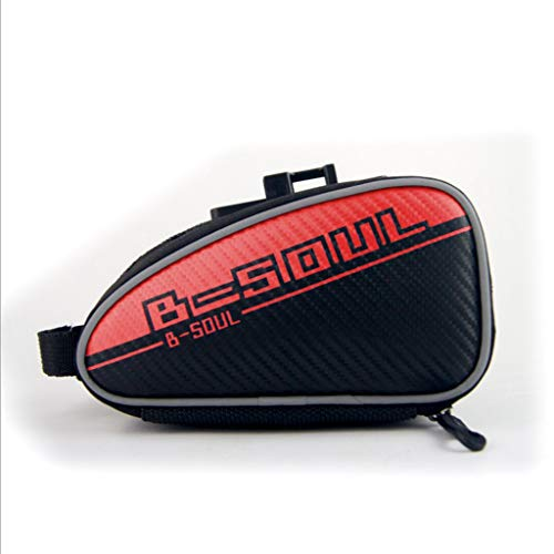 Best Deals! HWB Seat Bag,Bike Seat Pack Rear Bag Mountain Road MTB Bicycle Cycling Saddle Bag Bicycl...