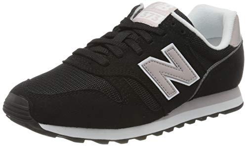 New Balance 373v2, Zapatillas para Mujer, Negro (Black Bd2), 36.5 EU