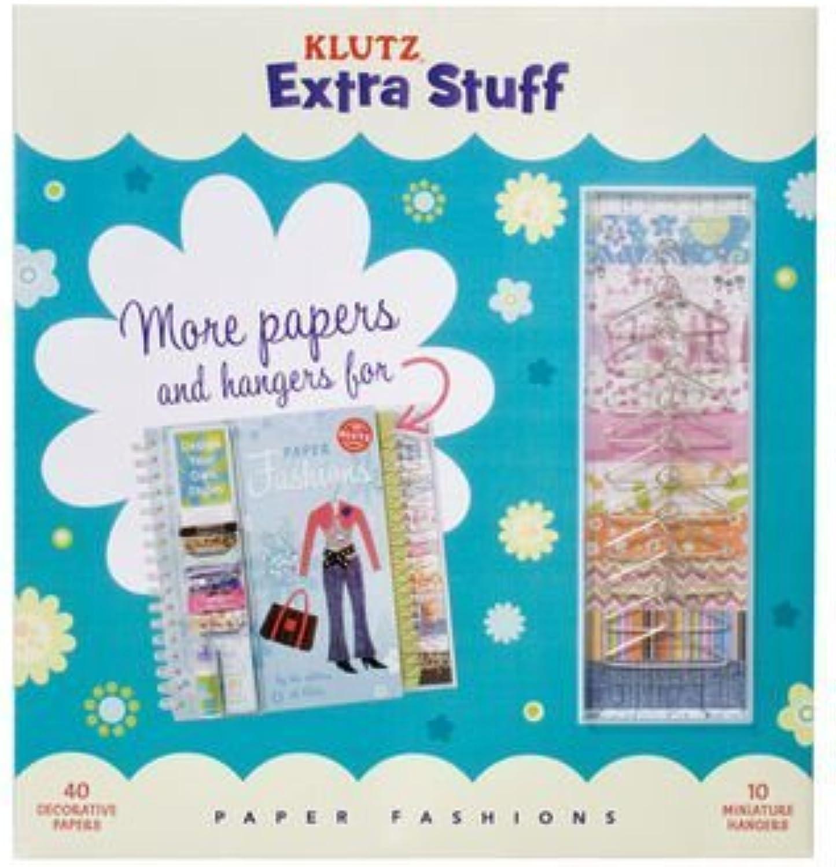 te hará satisfecho Paper Fashions Extra Extra Extra Stuff by Klutz  punto de venta barato