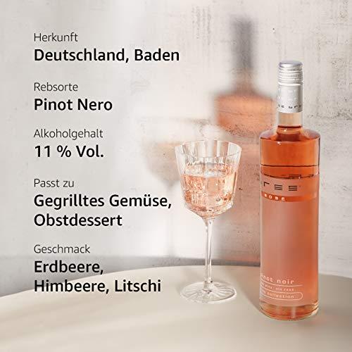 Bree Pinot Noir Rosé Qualitätswein feinherb aus Deutschland, Bag-in-Box (1 x 3 l) - 4