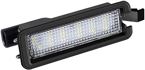 MOFORKIT LED License Plate Over item handling ☆ Light 2015-2019 Dod Lamp safety Assembly For