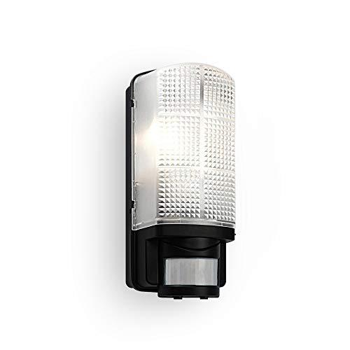 Motion Outdoor Lights Mains Powered - PIR Lights Outdoor - Bulkhead Wall...