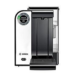 Bosch THD2023 Filtrino Heißwasserspender / 5 Temperaturen / Brita Wasserfilter / schwarz-weiss