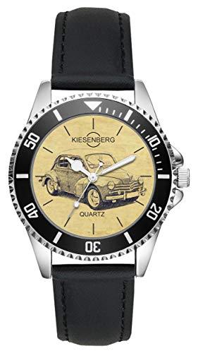 KIESENBERG Uhr - Geschenke für Renault 4CV Oldtimer Fan L-4181