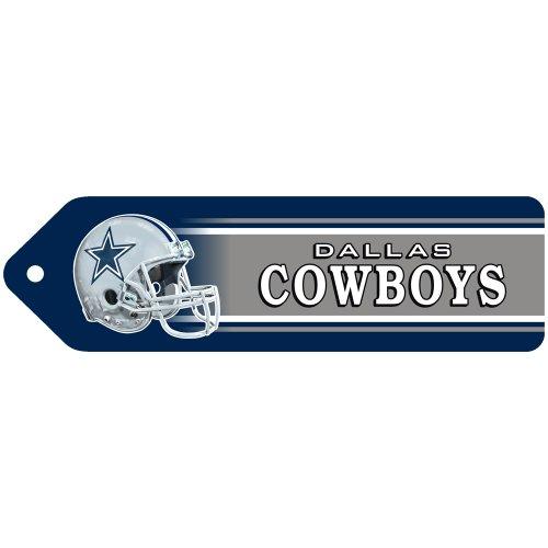 NFL Dallas Cowboys 3D Bookmarks, 4-Pack