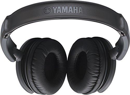Yamaha HPH100B – Casque audio pour piano numérique – Écouteurs filaires à la sonorité...