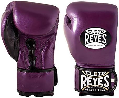 Cleto Reyes Hybrid Gloves for Men and Women S Metallic Purple product image